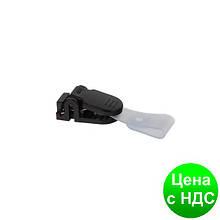 Клип для индентификатора, пластиковый, черный BM.5420-01