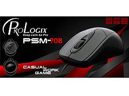 Мышка ProLogix PSM-70B USB Black