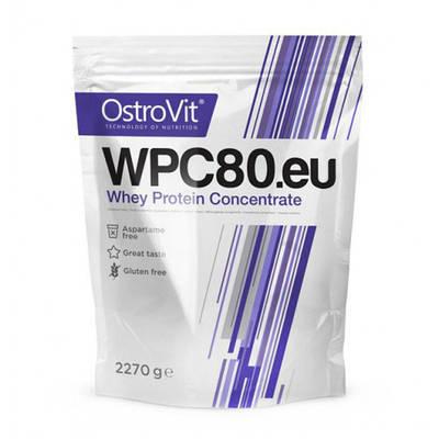 Протеин OstroVit WPC80.eu (2,27 kg)
