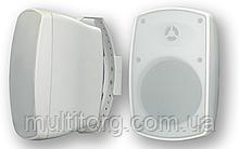 Акустические колонки VivoLink VLSPH521WT 16Вт-8Вт-4Вт-2Вт/100В, 80Вт/8Ом(макс) влагозащитные, настенные