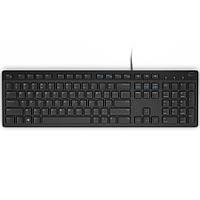 Клавиатура Dell KB216 Black, USB
