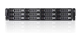 Сервер Dell PowerVault MD3800f, 16GB X2, 600GB 10K X12