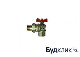 Solomon Кран Шаровый Pn 40 3/4 С Американкой Угловой