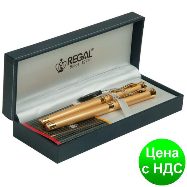 Комплект ручек (П+Р) в подарочном футляре L, золото R68001.L.RF