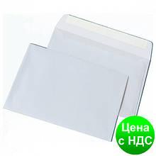 Конверт С6 (114х162мм) белый МК 1012