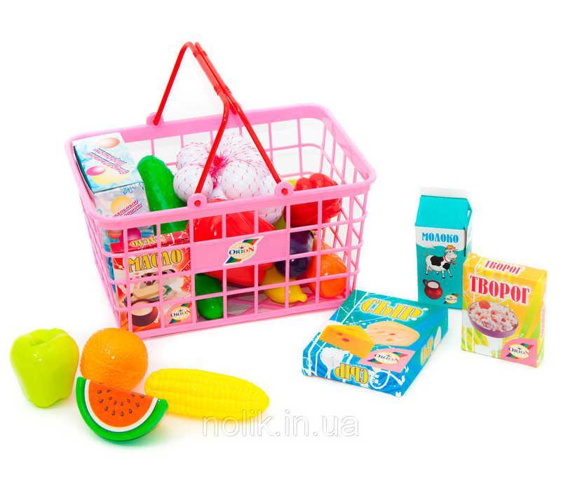 """Гр Корзина для продуктов """"Супермаркет"""" 379 В-5 (25) """"ORION"""""""
