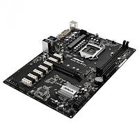 Материнская плата ASRock H110 Pro BTC+ (s1151, Intel H110, PCI-Ex16)