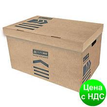 Короб для архивних боксов, JOBMAX, крафт BM.3270-34