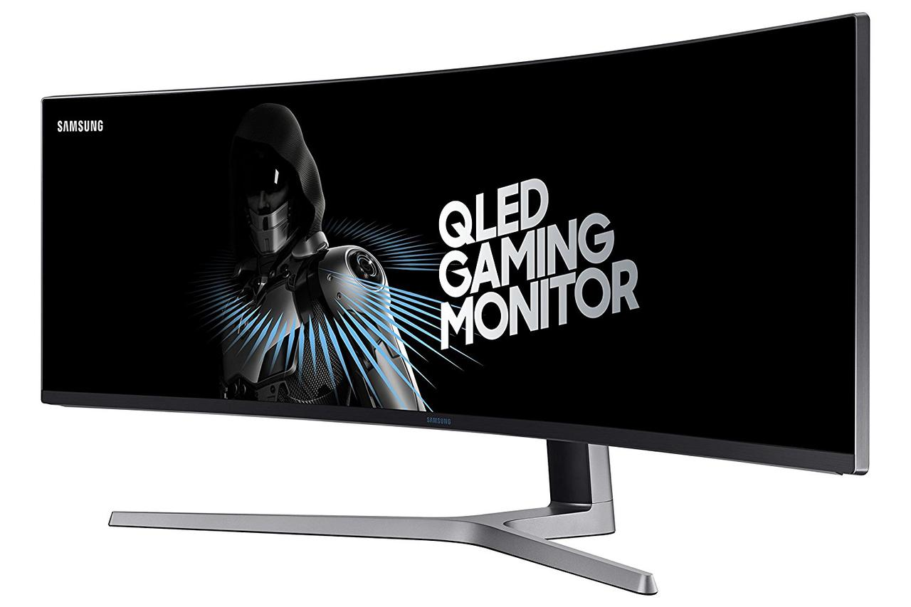 "49"" Монитор Samsung C49HG90DMU, Curved, (VA, HDMI, 2x - DisplayPort)"