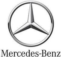 Спойлер переднего бампера Mercedes (Мерседес) GL X164 (оригинал) A1648855425