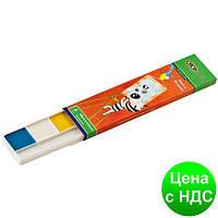 Краски акварельные 6 цветов (акварель)  ZB.6500