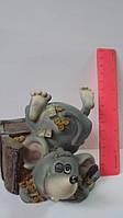 Копилка-статуэтка керамическая Мышка