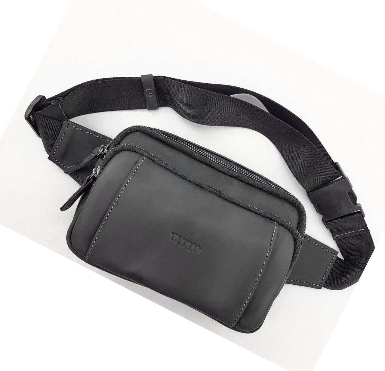 Мужская сумка на пояс VATTO Mk74 Kr670