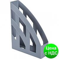 Лоток вертикальний ЛВ-01, серый ЛВ-01серый