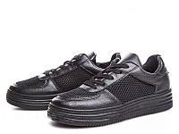 """Летние женские кроссовки """"Nets"""" черный, 23.5 см"""