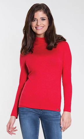 Женская блуза Rubia Zaps красного цвета, коллекция осень-зима 2018-2019