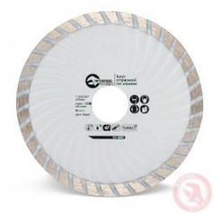 Диск отрезной Intertool Turbo алмазный 115мм, 16-18% (арт. CT-2001)