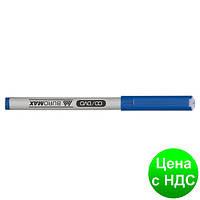 Маркер водостойкий JOBMAX синий, 0.6мм BM.8701-02