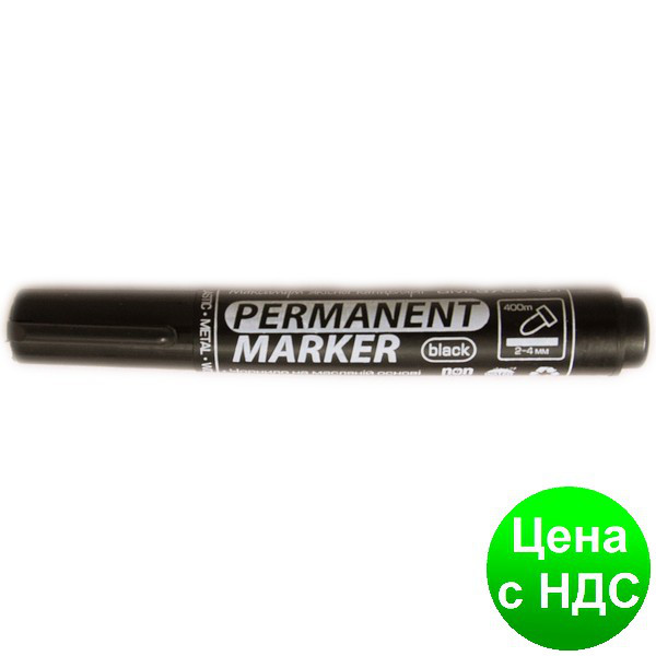 Маркер водостойкий, черный BM.8703-01