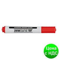 Маркер для магнитных досок, красный BM.8800-05