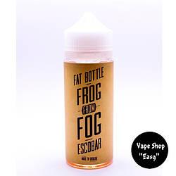 Frog From Fog Escobar 120 ml Премиум жидкость (заправка) для электронных сигарет\вейпа.