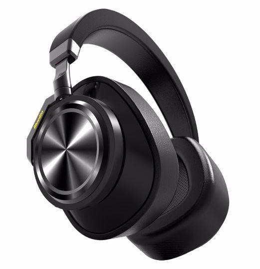 Наушники Bluedio T6S  Bluetooth с микрофоном