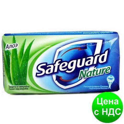 Мыло туалетное SAFEGUARD 90г Алое s.45675, фото 2