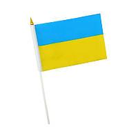 Флаг Украины маленький (высота 30см)