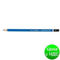 Набор карандашей для черчения H, 12шт. BM.8551