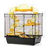 Клетка для хомяка с трубами Twister ™️ Inter Zoo G175 (420*280*480 мм)