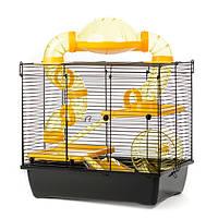 Клетка для хомяка с трубами Twister ™️ Inter Zoo G175 (420*280*480 мм), фото 1