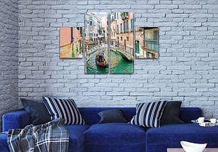 Картина из фотографии модульные на холсте дешево в интернет магазине, 50x80 см, (25x18-2/50х18-2), фото 3