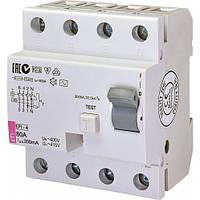 Диференційне реле EFI-4AC 80/0.3