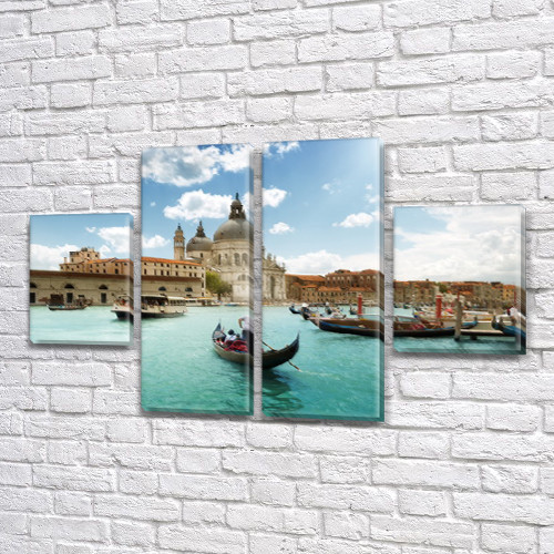 Купить картину дешево в интернет магазине картин, на Холсте син., 50x80 см, (25x18-2/50х18-2)