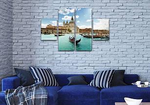 Купить картину дешево в интернет магазине картин, на Холсте син., 50x80 см, (25x18-2/50х18-2), фото 3