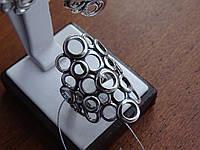 Новинка! Серебряное винтажное кольцо , фото 1