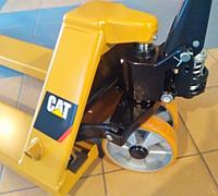 Тележка складская на 2000 кг 24 месяца гарантияCAT (Caterpillar Lift Trucks)