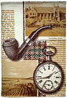 """Обложка на паспорт ручной работы """"Шотландия"""" , фото 1"""