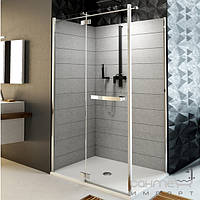 Душевые кабины, двери и шторки для ванн Aquaform Двери распашные левые для монтажа со стенкой Aquaform HD COLLECTION 103-09390