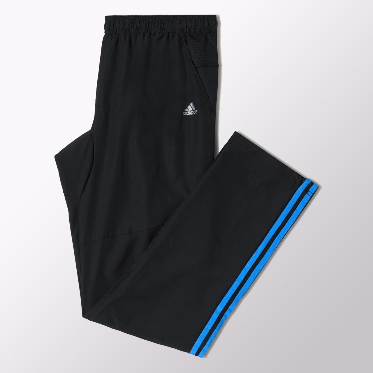 Мужские брюки Adidas CLIMA TRAINING PANTS WOVEN OPEN HEM (АРТИКУЛ: M31131)
