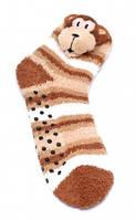 Attractive Fluffy animals socks носки игрушка