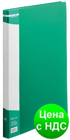 Папка с 30 файлами А4, зеленый BM.3612-04, фото 2