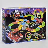 Детский Гоночный Трек FYD 170237 А (12) 256 деталей, в коробке