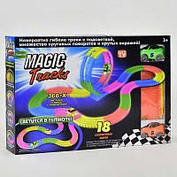 """Детский Гоночный Трек РТ 366 """"Magic Tracks"""" (24) в коробке"""