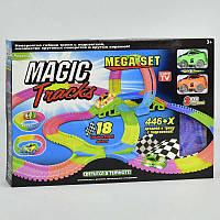 """Детский Гоночный Трек РТ 446 """"Magic Tracks"""" (16) в коробке"""