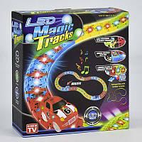 """Детский Гоночный Трек РТ 888 """"Magic Tracks"""" (36) 48 деталей, в коробке"""