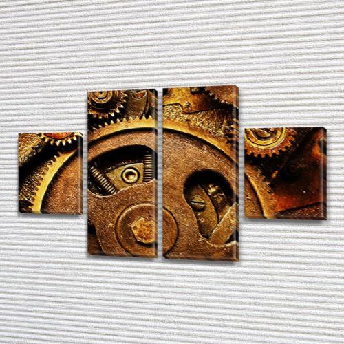Картины на холсте модульные купить в интернет магазине картин, 50x80 см, (25x18-2/50х18-2)