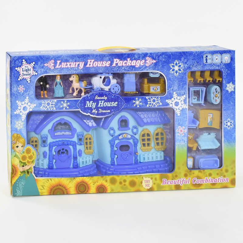 Замок BS 899-9 F (12) музыкальный, со светом, в коробке