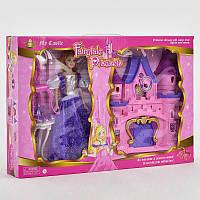 Замок SG 2928 (18) кукла, муз, мебель, свет, в кор-ке, 50-34-8,5см