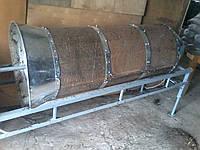 Сепаратор для отделения червей от биогумуса.